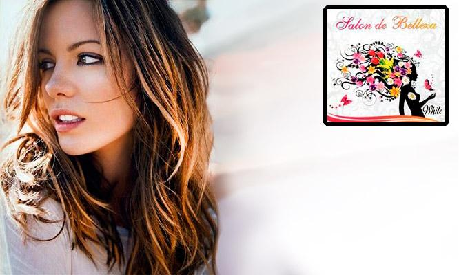 Jess Mara Mechas balayage Bao de color Corte de puntas y ms