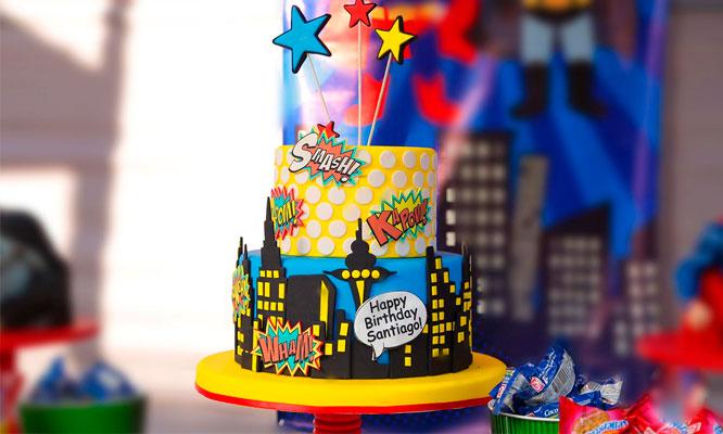 Torta personalizada 12 cupcakes 3D Delivery