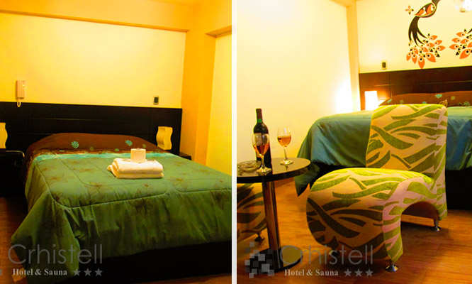 Dia spa & relax habitacion matrimonial para 2 personas y mas
