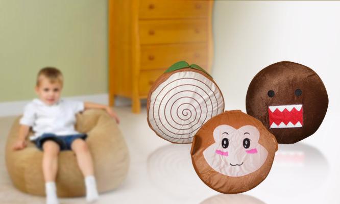 S por puff para ni os en modelo a elegir cuponidad - Puffs para ninos ...