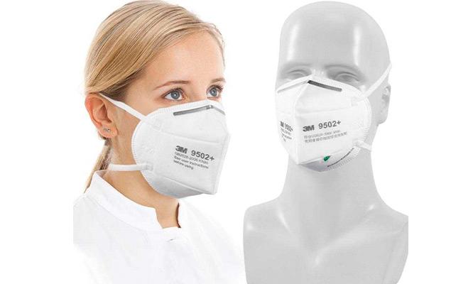 1 3 10 o 20 Respiradores 3M 9502 Incluye delivery!!!