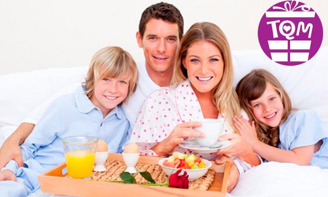 S/.39 por Desayuno completo por el Día de la Madre ...