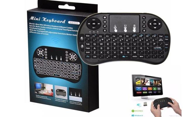 AIRMOUSE Mini teclado Bluetooth ¡Elige color Incluye delivery!