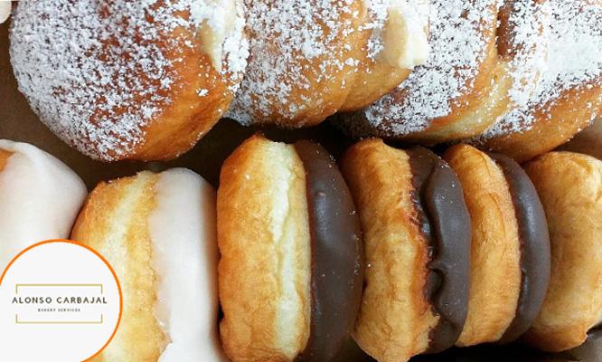06 o 12 donuts sabor a eleccion con recojo en local o delivery