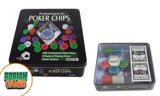 Juego de Poker basico o PRO delivery