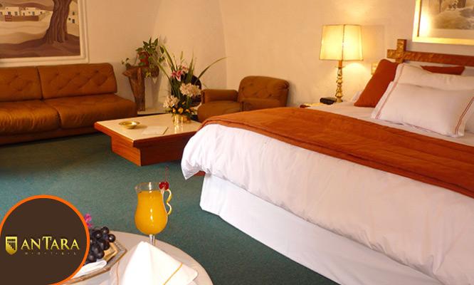 Noche en habitacion matrimonial o suite con jacuzzi desayunos y mas
