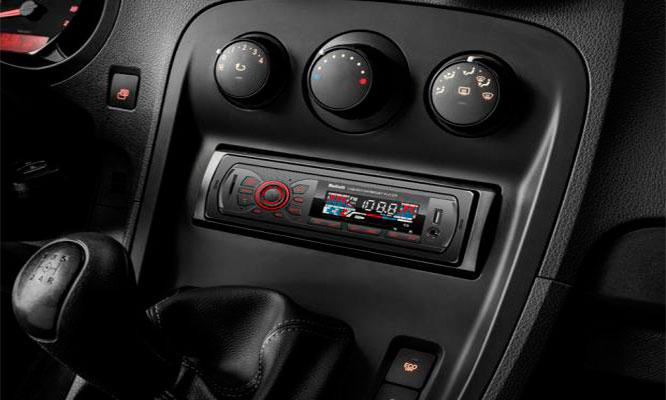 Autoradio ZG-6260BT con pantalla LCD y Bluetooth