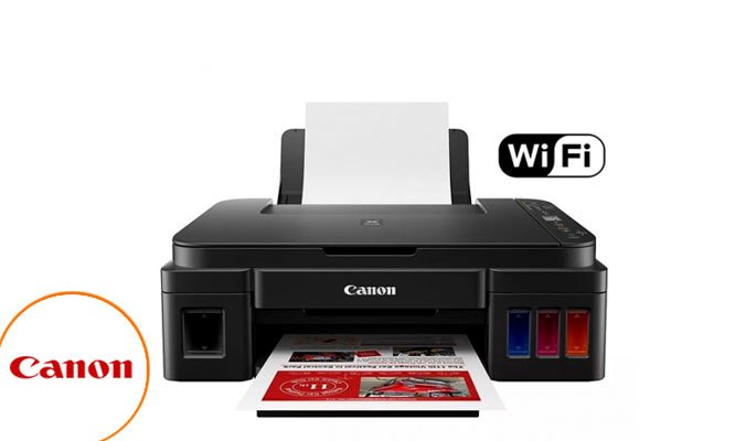 Impresora multifuncional Canon PIXMA G3110 WIFI- USB ¡Incluye Delivery!