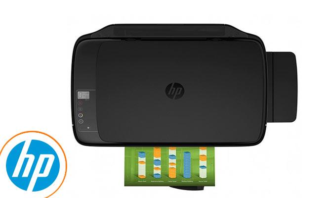 Impresora Multifuncional Ecotank HP 315 Imprime Copia Escanea ¡Incluye Delivery!