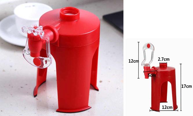 Dispensador para botellas de agua gaseosa ¡Incluye delivery!