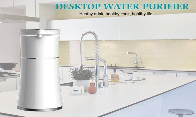 Purificador de agua de 4 capas ¡Incluye delivery de 24 a 48hrs!