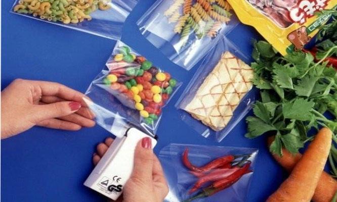 Selladora micro termica portatil de bolsas plasticas ¡Con delivery!