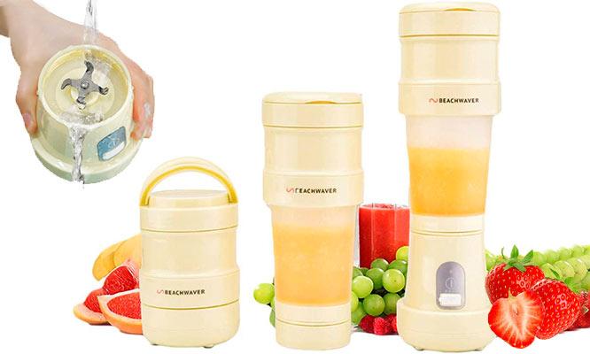 Licuadora Shaker plegable Easy to go pica hasta hielo ¡Incluye delivery!
