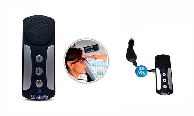 Manos Libres Bluetooth para Auto