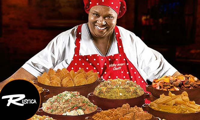 Almuerzo Buffet Criollo Pisco sour ¡Muestra el cupon desde tu celular!