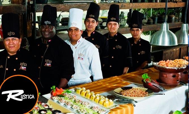 Almuerzo Buffet Internacional ¡Muestra el cupon desde tu celular!
