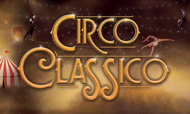Circo Classico - Explanada del Jockey Club - Cuponidadpe