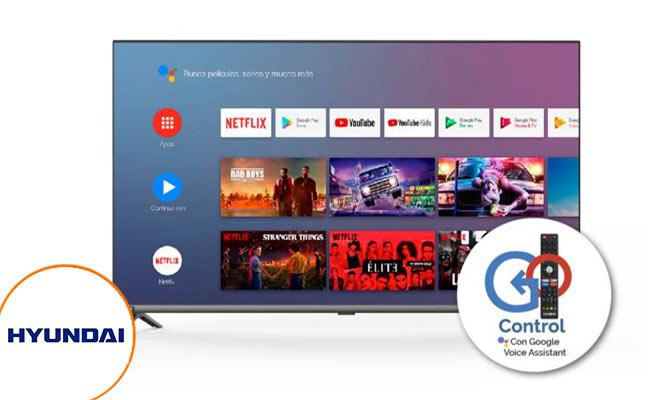 TV Hyundai 42 Full HD Smart TV HYLED425AIM ¡Incluye delivery!