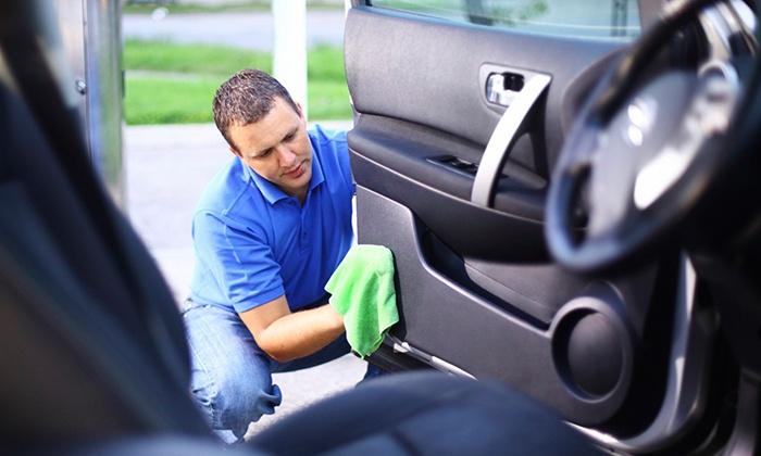 Lavado de salon premium para auto o camioneta lavado de motor