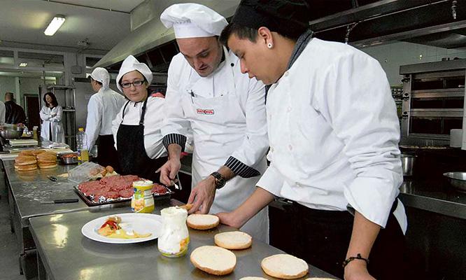 4 clases te rico practicas de cocina marina cuponidad - Cursos de cocina en oviedo ...