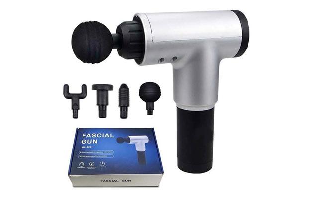 Masajeador muscular Inalambrico Smart Fascia Gun ¡Incluye delivery!