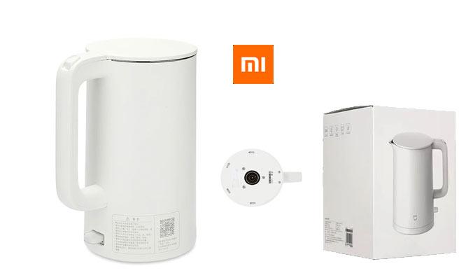 Jarra Electrica Hervidora Xiaomi Mi Electric Kettle EU MJDSH01YM