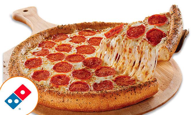 Pizza Grande Favorita a elegir¡Recojo en sus 19 sedesDesde el celular