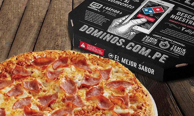 Pizza Grande Favorita a elegirRecojo o delivery¡En sus 19 sedesDesde el celular