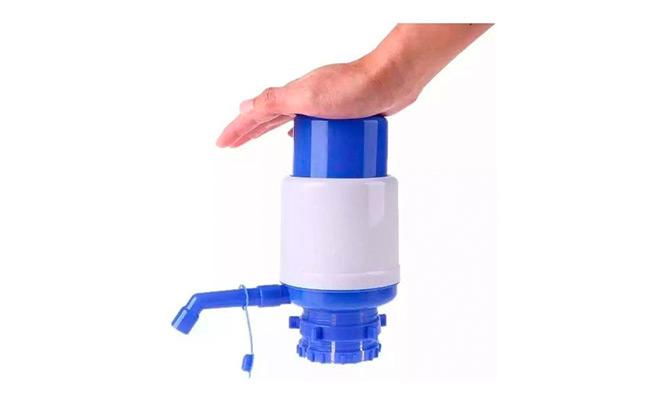 Dispensador de agua manual