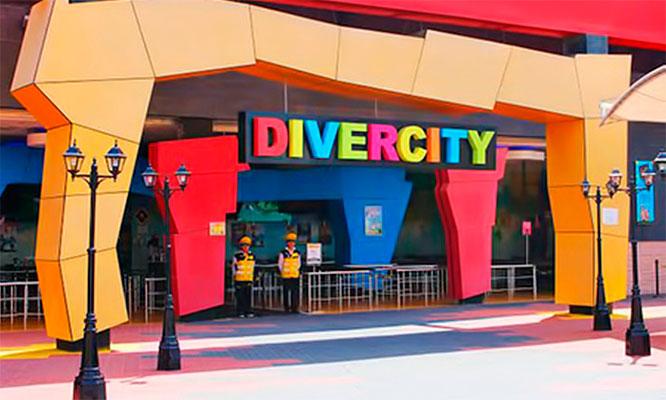 Divercity 1 entrada de niño a 36 atracciones con uso ilimitado 1 adulto gratis