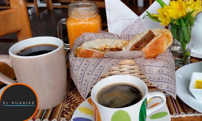 Desayunos a eleccion para 2 personas