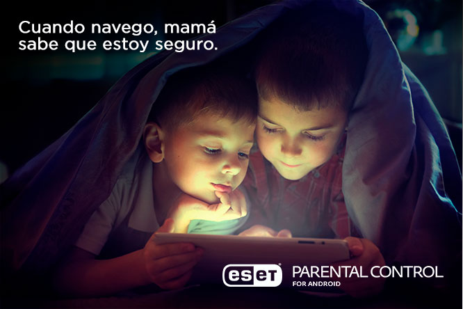 ESET Parental Control licencia anual - Manten a tus peques en control total online