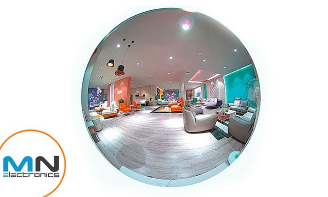 Foco Camara Espia Wifi Visualiza Desde Cel 360° Hd