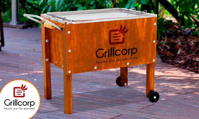 Caja Premium tamaño a eleccion Grillcorp