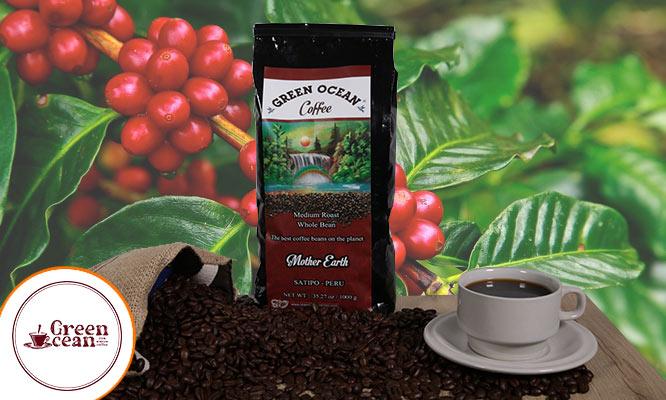 500g Cafe 100% Organico en presentacion a elegir delivery*