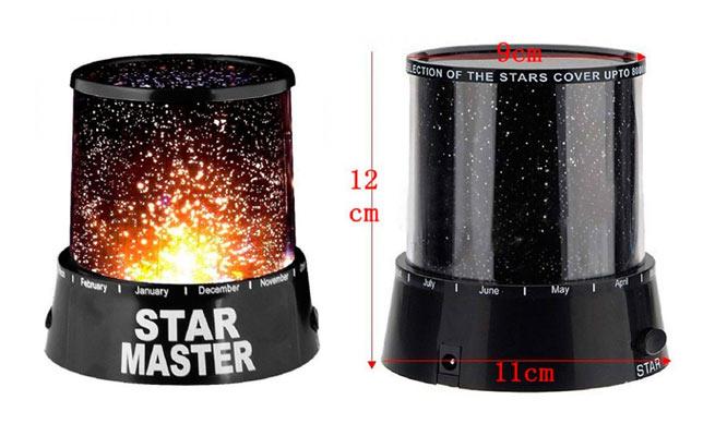 Lampara de estrellas - Star Master ¡Incluye delivery!