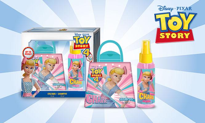 Set Gift Toy Story con colonia shampoo o Jabon liquido delivery ¡Elige set!