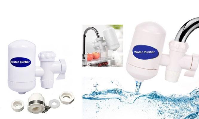 Filtro purificador de agua directo para el caño ¡Delivery en 24hrs!