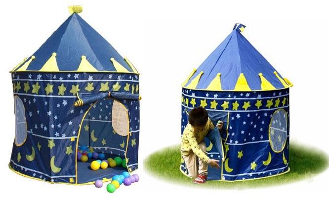 Castillo desarmable de mago para los mas pequeños ¡Incluye delivery!