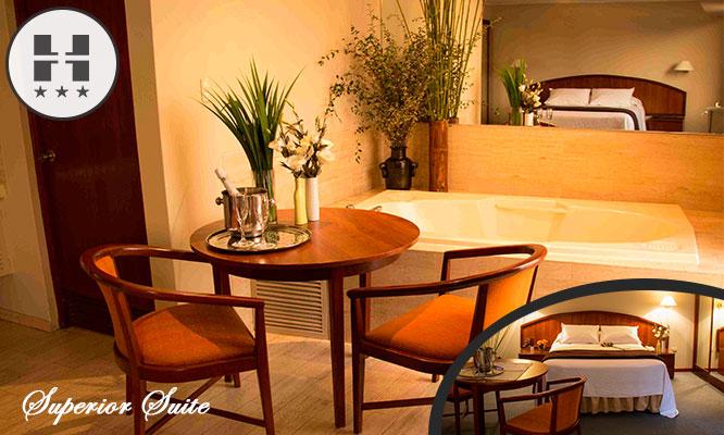Barranco Suite o Suite tematica hidromasaje desayunos y mas