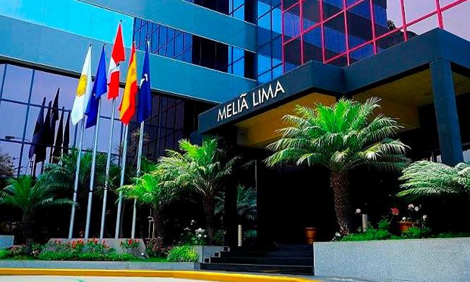 Desayuno Buffet ALL YOU CAN EAT asistido en el Hotel Melia Lima Cupon mòvil