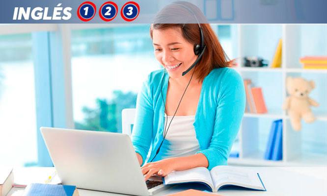 Online Ingles en 4 niveles con acceso de 6 o 12 meses certificados
