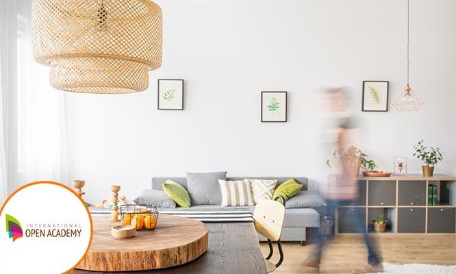 Curso online de Diseño de interiores - Feng Shui