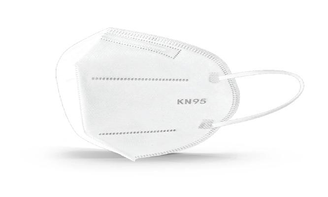 Packs de Mascarillas protectoras autofiltrantes KN95 delivery