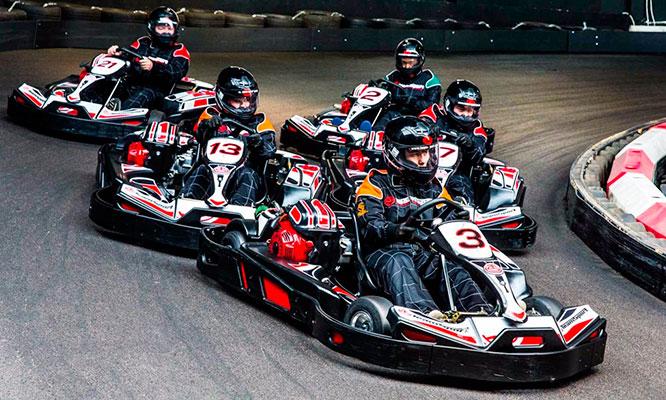 ¡Formula Kart Peru pura adrenalina para todas las edades!