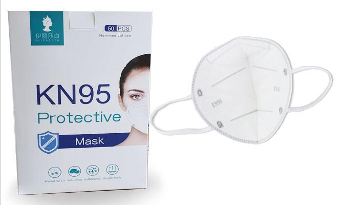 KN95 2 4 610 o 50 mascarillas 5 capas ajuste nasal importadas ¡Delivery 24 a 48hrs!