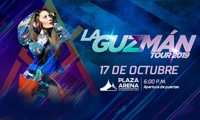 Alejandra Guzman concierto 2019 entradas descuento