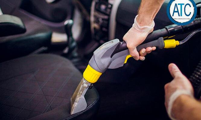 Lavado de Salon Detailing de Motor Desinfeccion & Mas