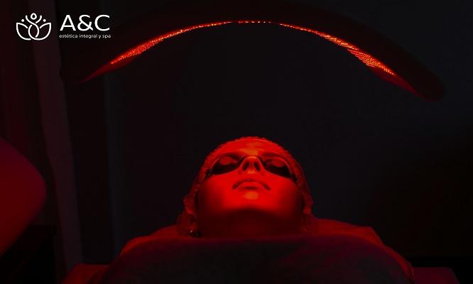 Lince Photon LED 3 o 6 sesiones limpieza facial