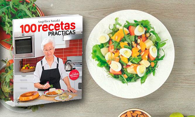 Libro de receta de cocina